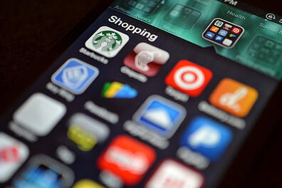 With 1/3 of consumers using their mobile phones during grocery shopping trips, the experience is destined to go mobile