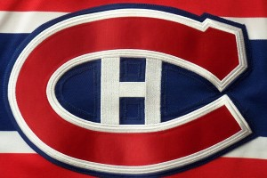 The NHL's Montreal Canadiens Logo