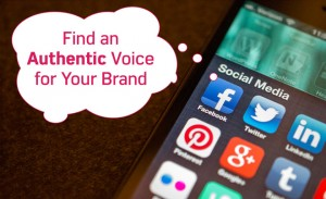 Find an Authentic Voice for Your Brand - Photo by Jason A. Howie
