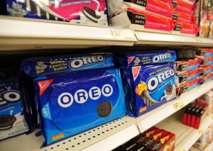 """Mondelez new """"smart shelves"""" may or may not get consumers shopping snacks again"""