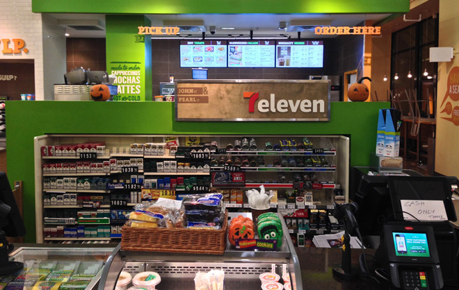 7-11 tries a new concept to target millennial shoppers