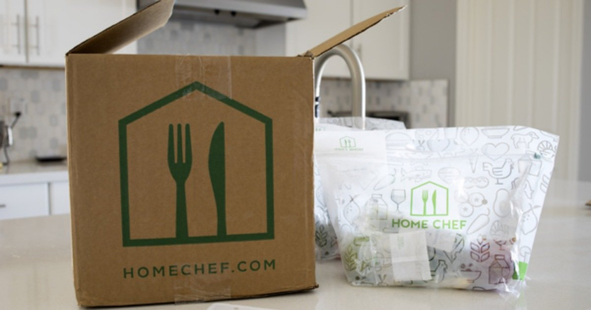 Home chef package