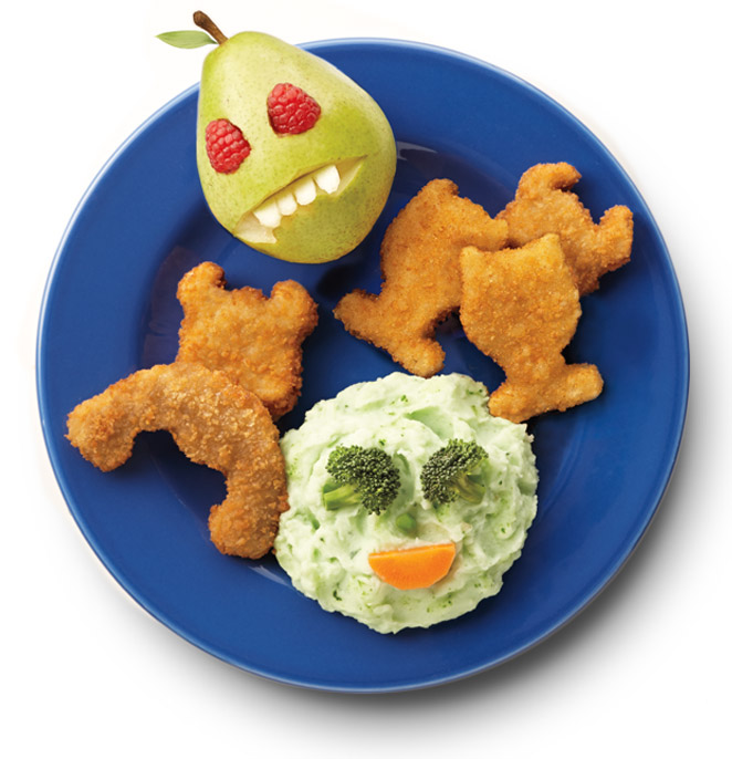 Nuggets Healthy Eats: Perdue Monsters University Chicken Nuggets