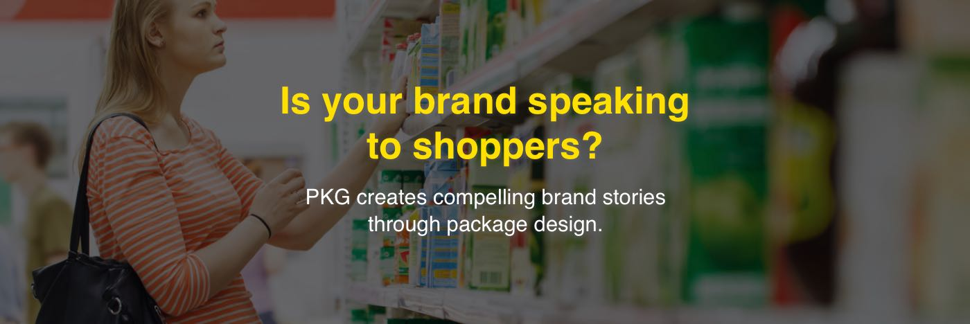 Is your brand speaking to shoppers?